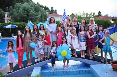 Фестиваль детского творчества в Греции Olympic Gold Fest