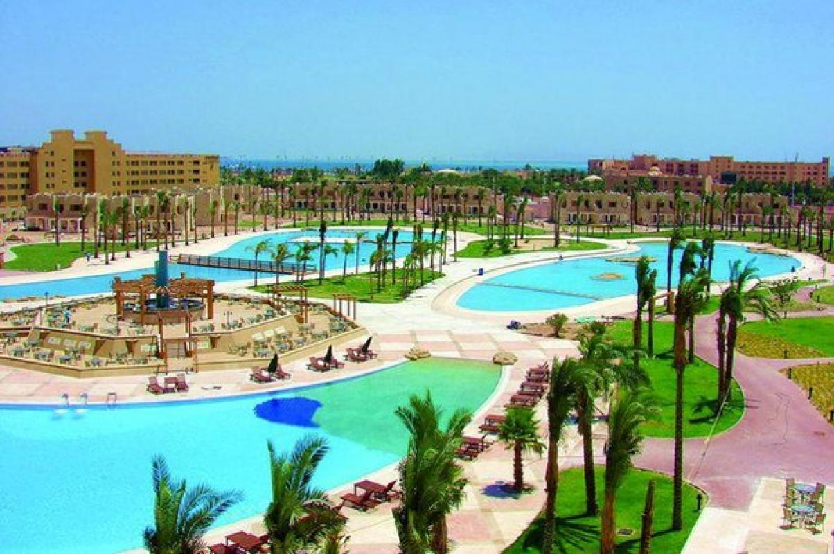 Тур в Египет Хургада в отеле Nubia Aqua Beach Resort 4*
