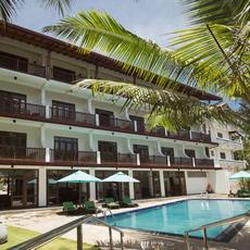 Rockside Beach Resort 5*